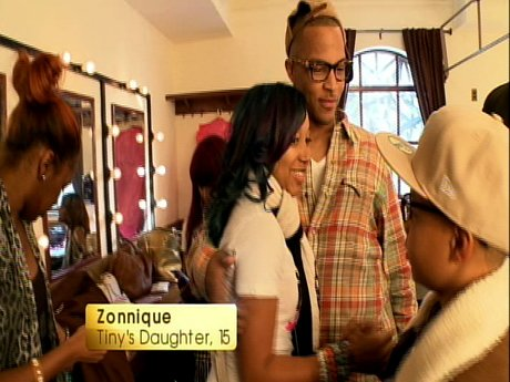 T.I. roots on the OMG Girlz, but can Damani keep up?
