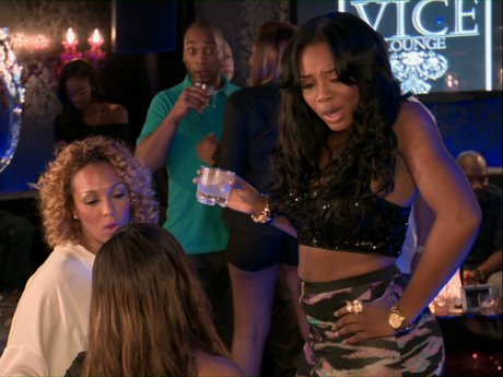 Yandy comes over and trouble begins to brew.