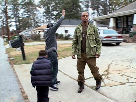 T.I. tries to bring a sense of perspective to his kids and brings them to his old hood.