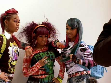 T.I. thinks the girls are wearing too much makeup. What do you think?