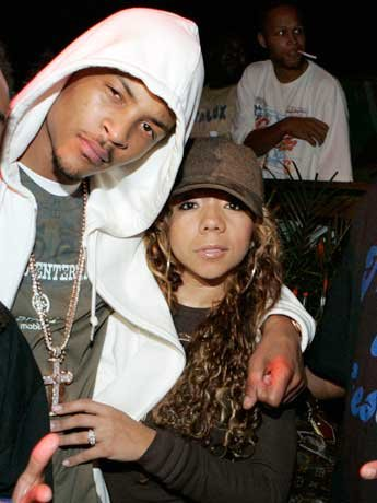 """T.I. and Tameka """"Tiny"""" Cottle during Hot 107.9 Atlanta Ladies Night Out at Eleven50 in Atlanta, Georgia, United States."""