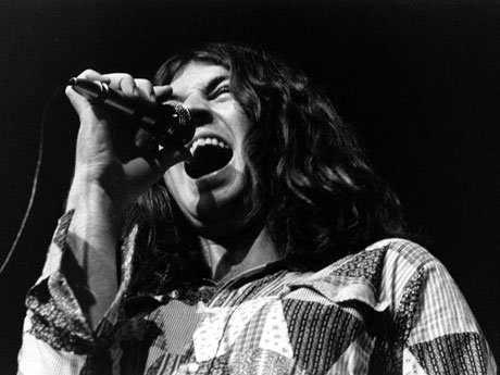 """Honorable Mention: Deep Purple - """"Child in Time"""""""