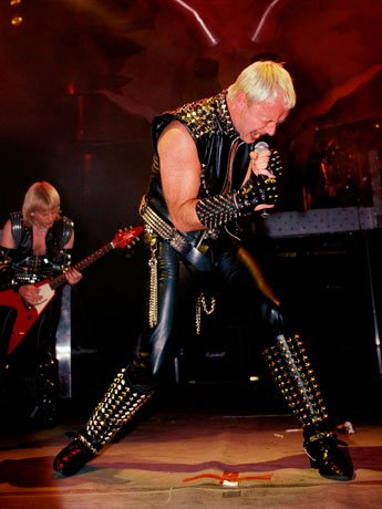"Judas Priest - ""Victim of Change"""
