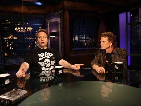 Eddie talks to Rick Allen about returning to music after his accident.