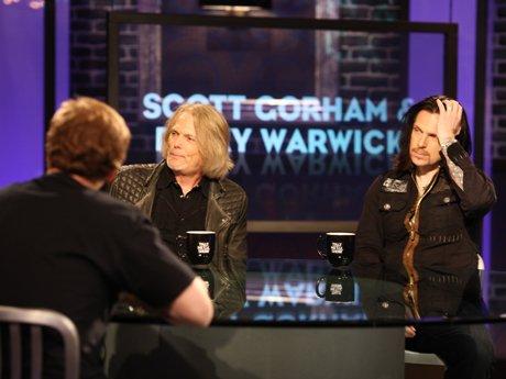 Scott Gorham and Ricky Warwick discuss their new project, Black Star Riders.