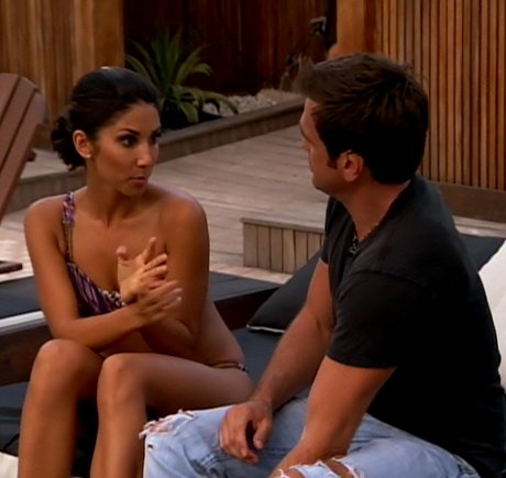 Leilani explains to George more of what she looks for in a man.