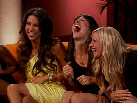 The girls find out they are going to the Bahamas!