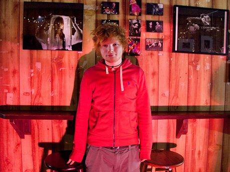 You Oughta Know: Ed Sheeran