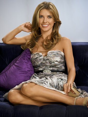 Audrina Show 2011 Studio Portraits during promo shoot in Los Angeles © John Shearer/Getty Images