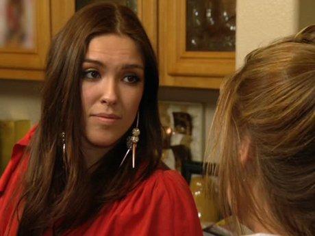 Casey tells Lynn that she can't watch over her grandchildren.