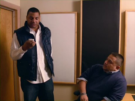 Rich confronts Maurice and Somaya about Somaya's rant against Olivia.