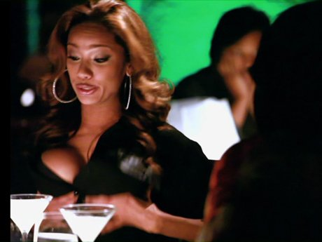 Erica flaunts her 'assets' to Yandy.