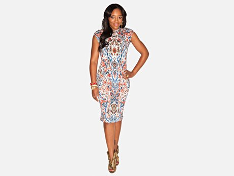 Yandy is looking business chic fab!