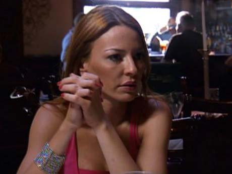 Drita is not so thrilled to get the first chapter of Karen's book