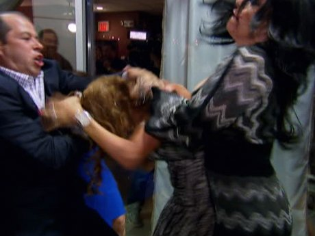 Drita, Karen, and Ramona are at it.