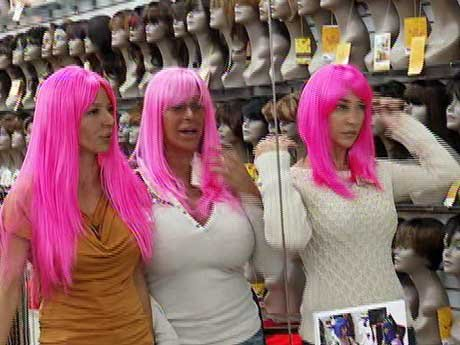 Are these wives the new pink ladies?
