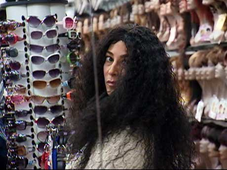 Is that Cher or Carla?