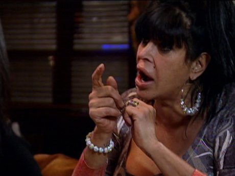 Big Ang reflects on the good ole mob days.