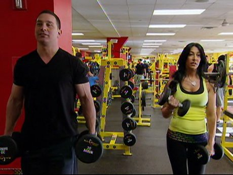 Carla and Joe work out together, but this current arrangement isn't working out for Carla.