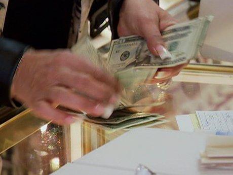 Big Ang puts down some serious cash!