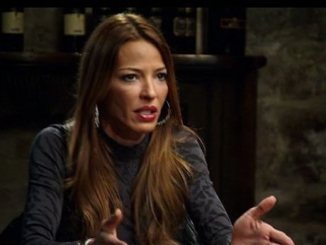 Drita doesn't want to go over the past, but Karen needs to understand what happened to them.