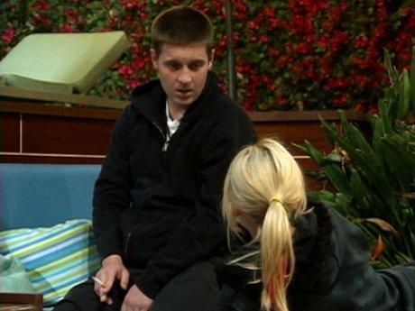 Eric thinks Erika is acting strange - did someone slip her some drugs?