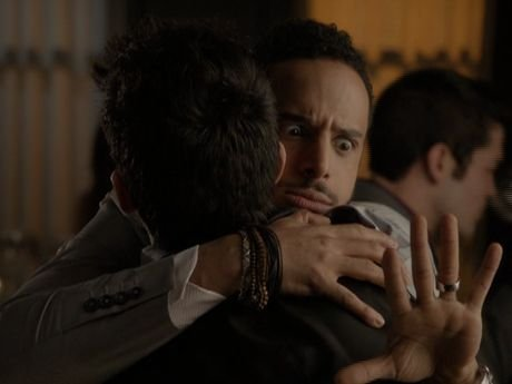 Omar and Derek are engaged! Is this what Omar wants though?