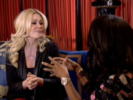 Shanna and June discuss Shanna's rocker mom aesthetic.