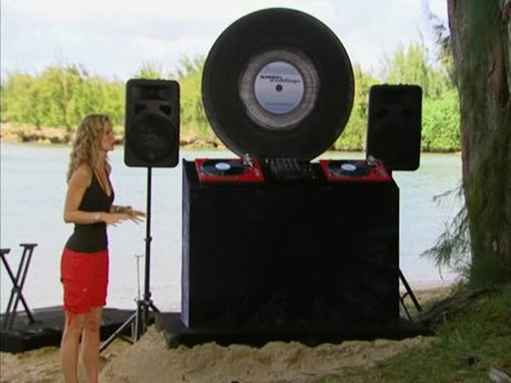 This week's gift challenge is for a wedding DJ.