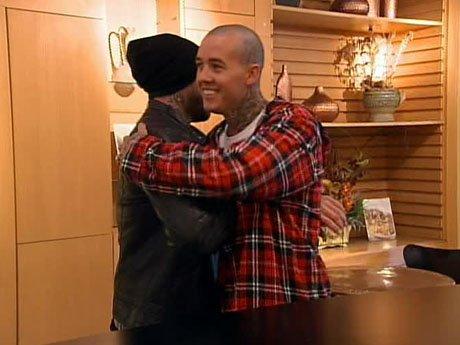 Jeremy visits Cory