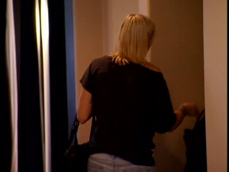 Denise leaves for Susie's