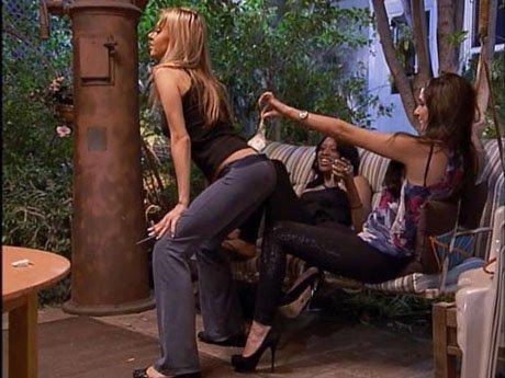 Jenn gets down