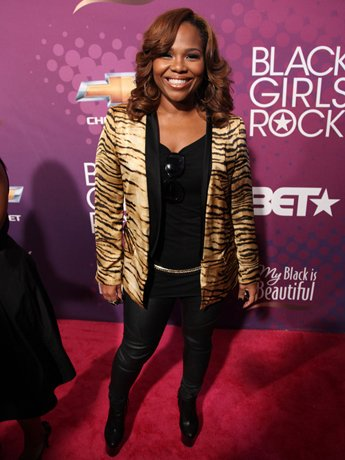 La La Anthony, Laura Govan Stun On The Red Carpet At Black Girls Rock!