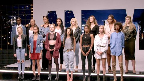 You'll Never Guess Which ANTM Models Walked In NYFW Shows