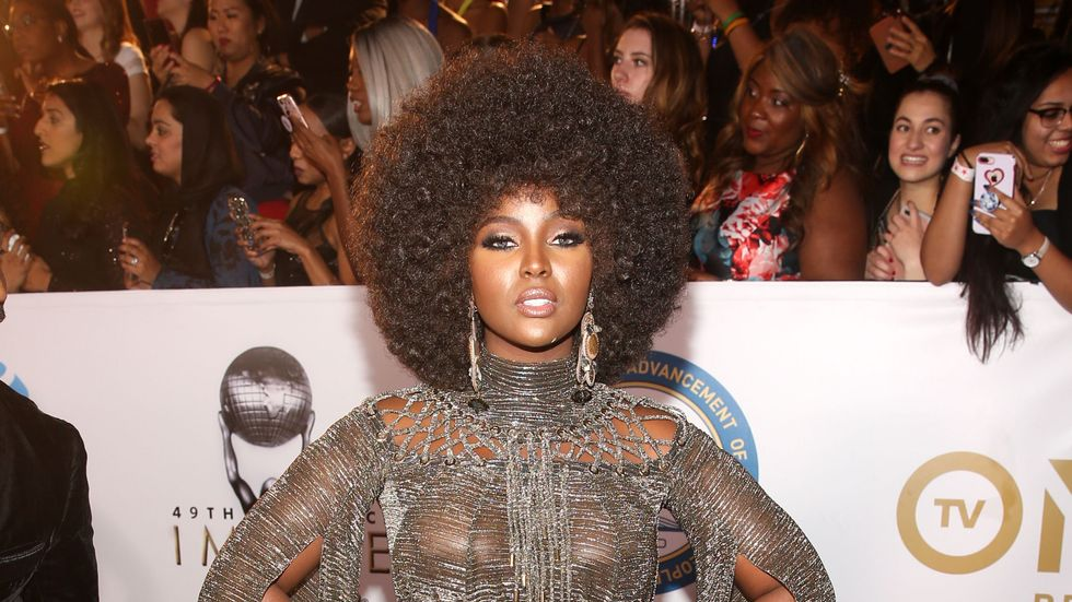 Amara La Negra Reveals The Fro Is All Hers In Youtube Video Vh1 News