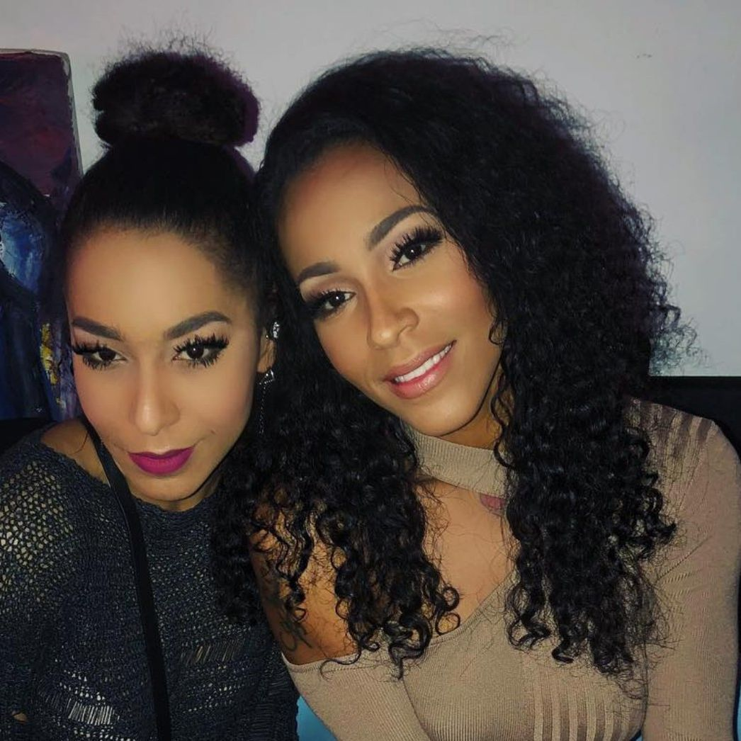 Amina and Jazz Buddafly's Pictures - VH1 News