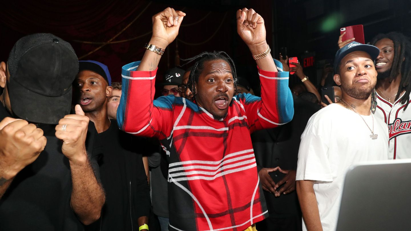 Pusha T Came For Drake's Entire Life With His New Diss Track, and the Internet is Losing Its Mind