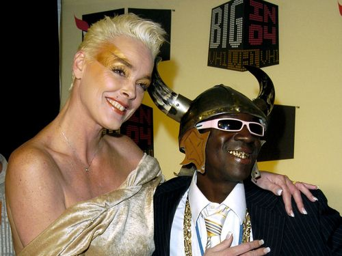 Brigitte Nielsen, 55-Year-Old Ex-Flame of Flavor Flav, Reveals First Photo of Her Baby Girl