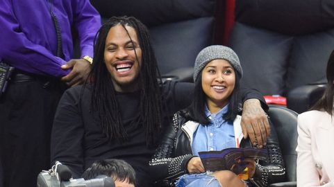 02a52ac63f Tammy Rivera and Waka Flocka Flame Are Posted Up in a Brand New Mansion.