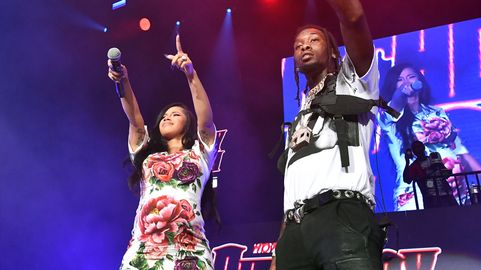 Cardi B And Offset Had That Bardi Baby Shower She S Been Planning