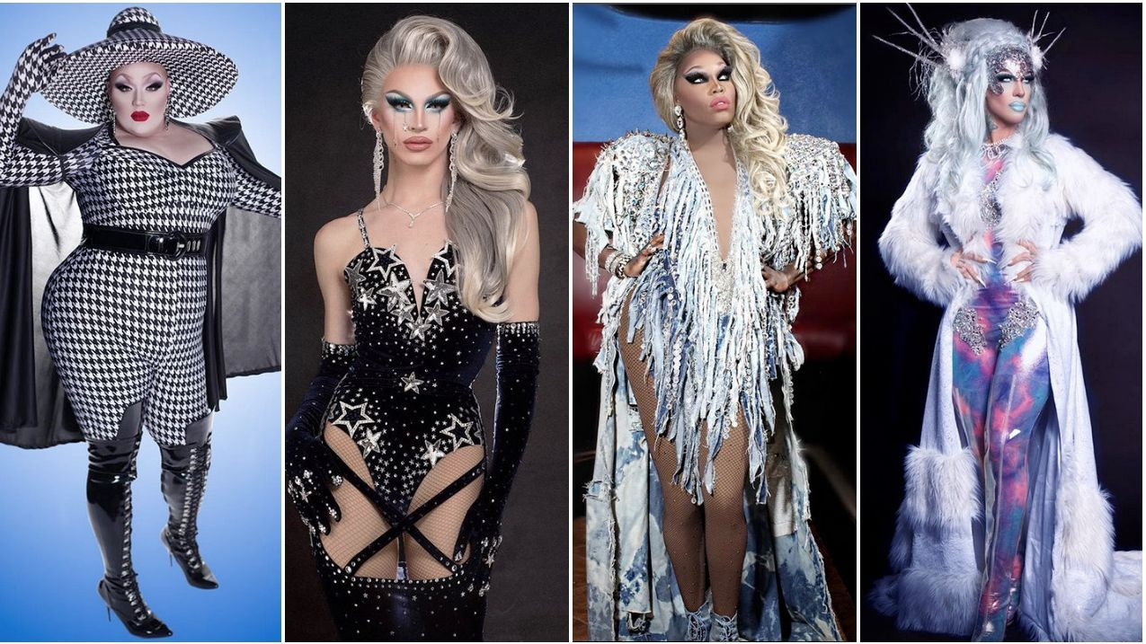 Vote Who Of The Final Four Turned The Best Looks On Season 10 Of Rupaul S Drag Race Vh1 News