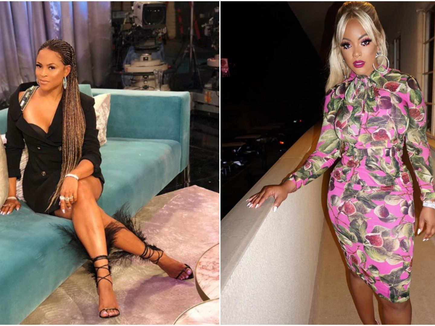 Malaysia From Basketball Wives Dress