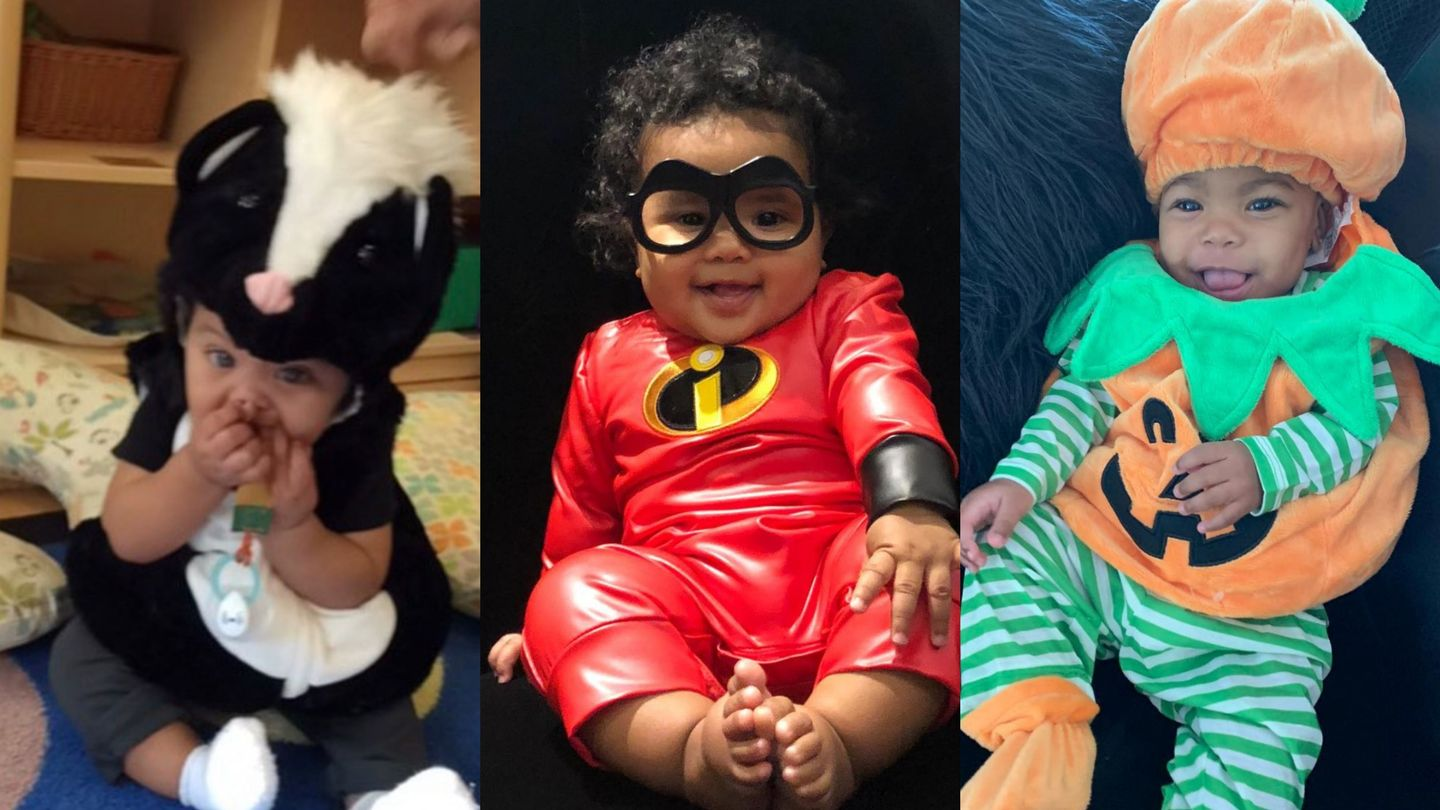 these photos of vh1 kids in their halloween costumes will put you