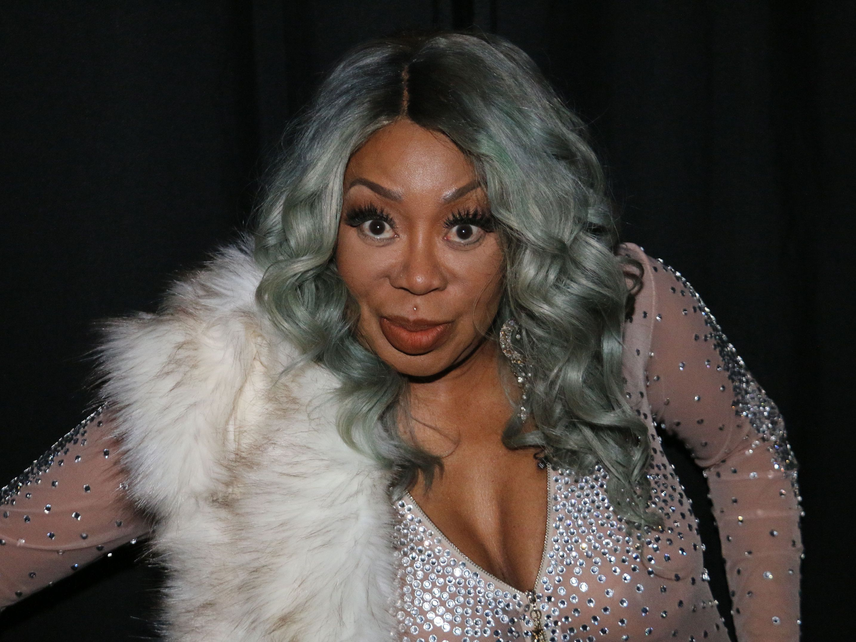 """If I Saw Her Now, I Would End Up In Jail:"""" Lyrica G. is Disappointed In  Pam's Behavior at the Love & Hip Hop Hollywood Reunion - VH1 News"""