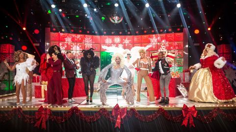 Rupauls Christmas Special.It S About To Be A Very Merry Drag Holiday With A New