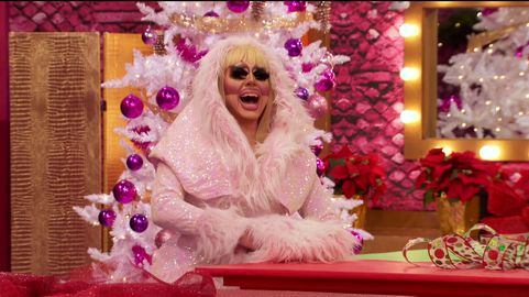 Christmas Queens.Rupaul S Holi Slay Spectacular Queens Are Here And They