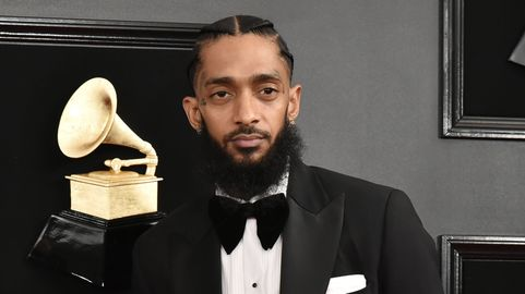 Black Ink Crew Honors the Life of Nipsey Hussle By Giving