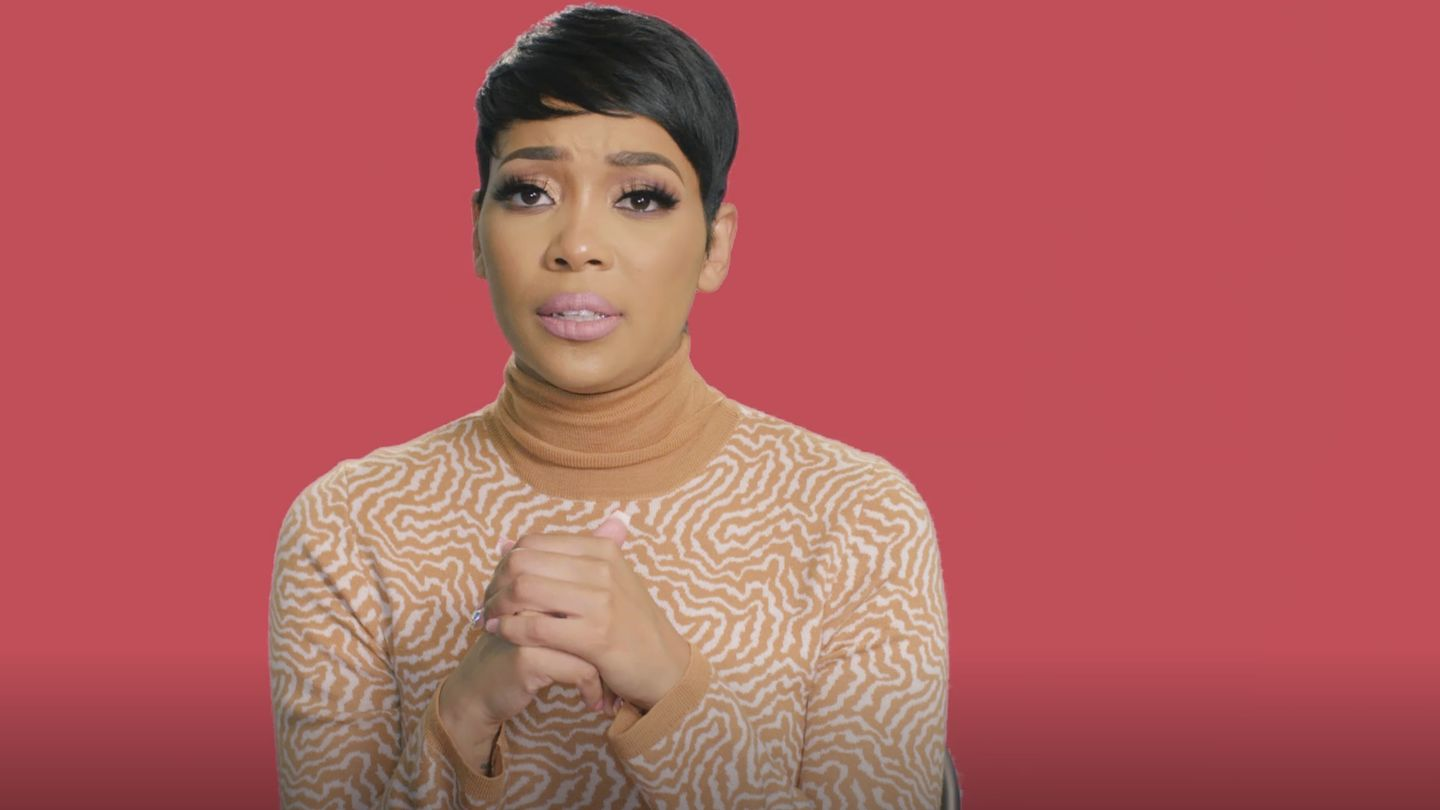 Monica Opens Up About The Major Toll Her Divorce Has Taken On Her In This T I Tiny Friends Family Hustle Clip Vh1 News
