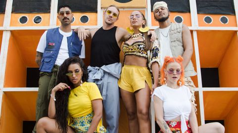 INTERVIEW: Major Lazer and Anitta Talk About Collaborating