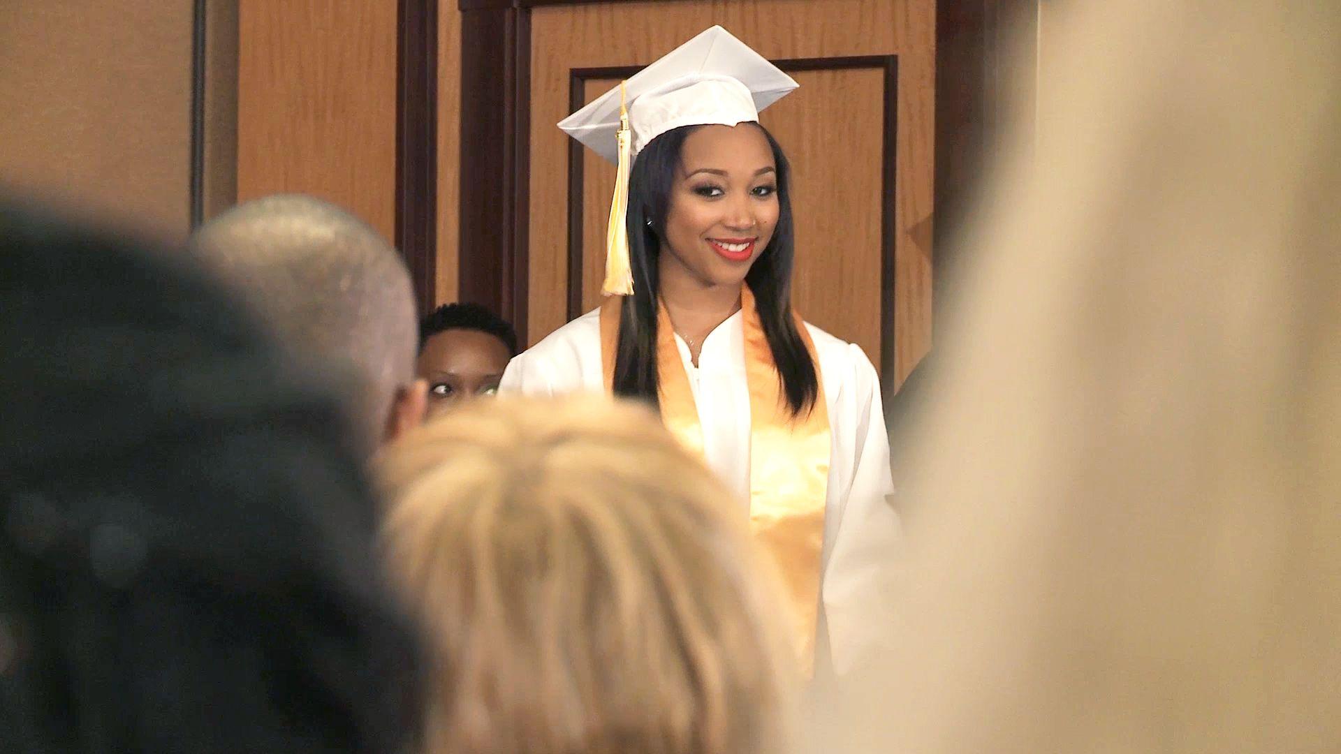 zonnique graduation speech